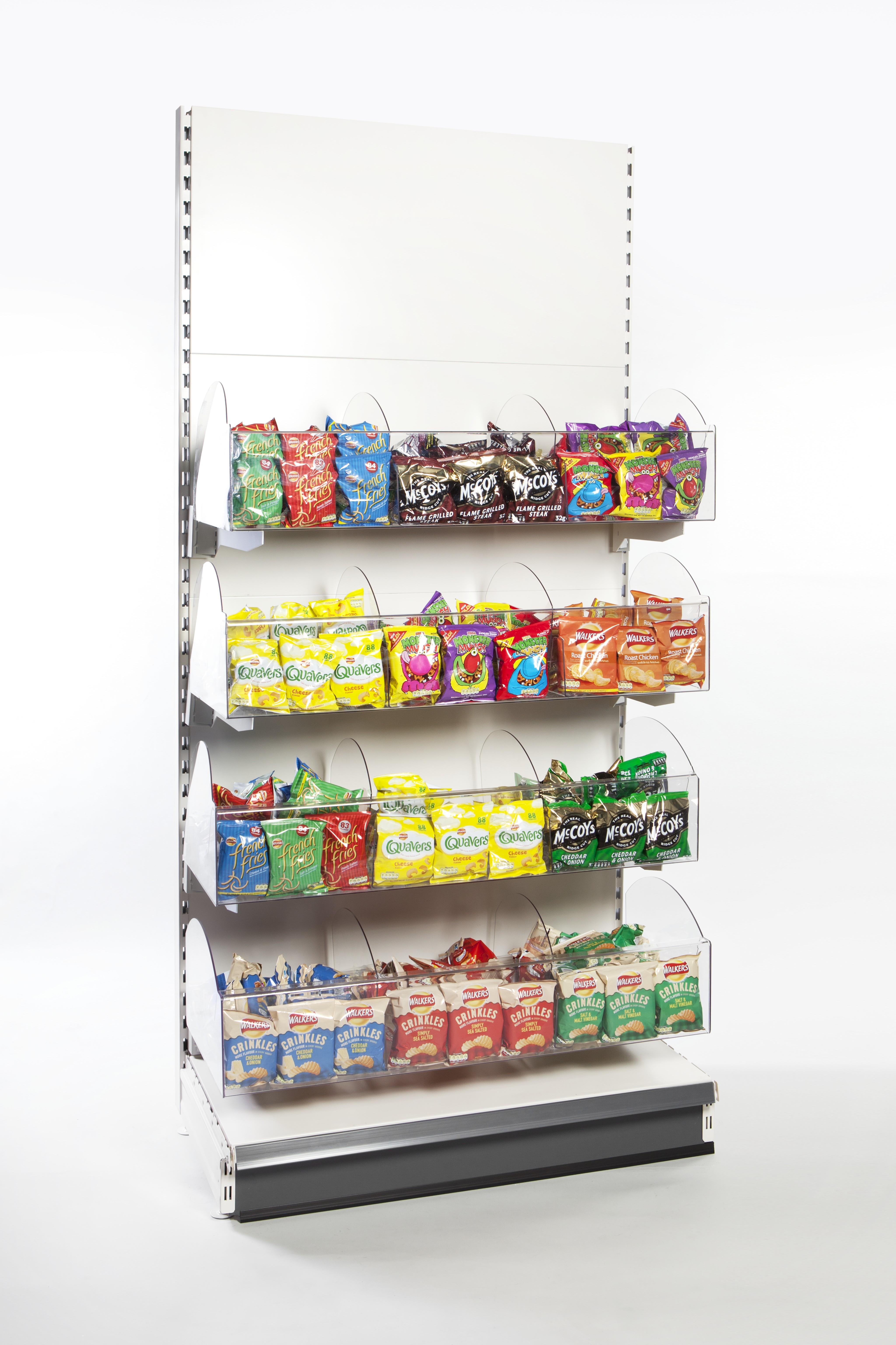 Evolve S50i Crisp Shelves