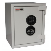 SECURIKEY EURO GRADE 0015K FREESTANDING SAFE ELECTRONIC SFEG0015CFZE
