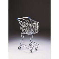 50 Litre Shopping Trolley with 75mm diameter castors