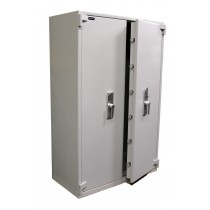 SECURIKEY EURO GRADE 1780 FREESTANDING SAFE WITH KEY LOCK WITH DOUBLE DOORS SFEG1780K