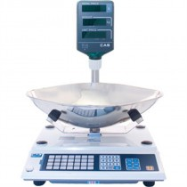 CAS Retail Scales With Scoop 7kg CE055