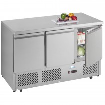 Interlevin ESL1365 Stainless Steel Gastronorm Counter