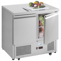 Interlevin ESL900 Stainless Steel Gastronorm Counter