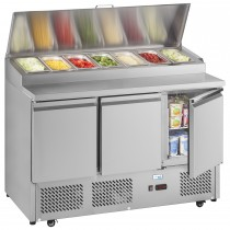 Interlevin ESS1365 Gastronorm Preparation Counter