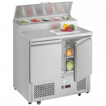Interlevin ESS900 Gastronorm Preparation Counter