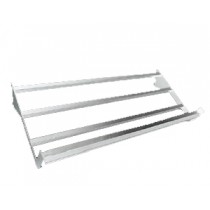 Fruit and Veg Silver Shelving Small