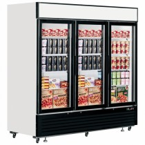 Interlevin LGF7500 Glass Door Display Freezer