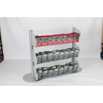 Set Of 3 Crisps / Merchandising Bins for Starter Bay
