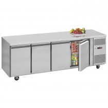 Interlevin PH40 Stainless Steel Gastronorm Counter