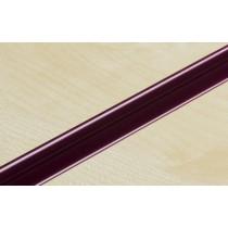 Plum PVC Slatwall Inserts