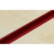 Red PVC Slatwall Inserts