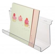 Slatwall Shelf 250W x 60D mm