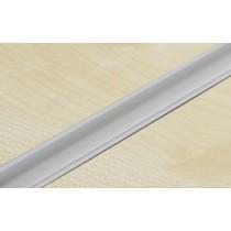 White PVC Slatwall Inserts