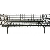 Wire Storage Basket Stand