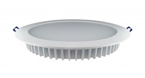 Downlight 15W (26W) 200mm cut-out Dimmable