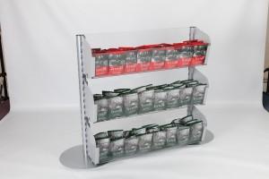 Set Of 3 Crisps / Merchandising Bins for Starter Bay